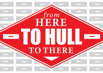 From Here, TO HULL, To There.